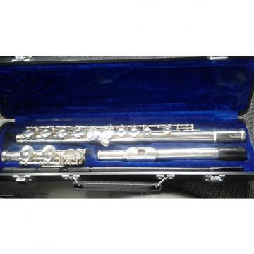 Custom Armstrong YFL-221 Student Flute w/ Case 2000's Chrome