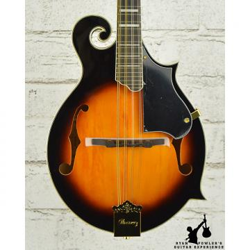 Custom Ibanez M522SBS F Style Mandolin