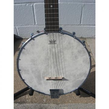 Custom Savannah Open Back Banjo SB*070 Brown