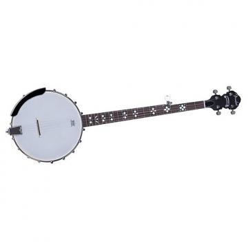 Custom Fender Rustler 5-String Open Back Banjo 0955617021