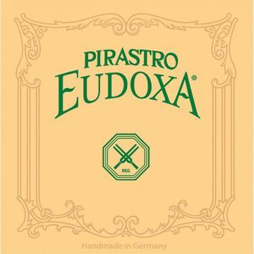 Custom 1ST G DOUBLE BASS STRING SILVER/ GUT 3/4 SIZE / EUDOXA (PIRASTRO)
