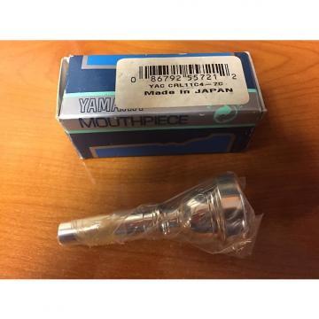 Custom Yamaha 11c4-7c Cornet Mouthpiece Large Shank