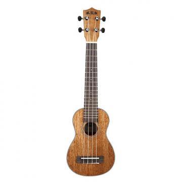 Custom Kala KA-SLNG Mahogany Soprano Long Neck Ukulele