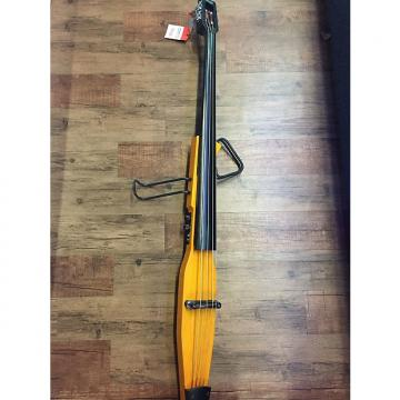 Custom Stagg Electric Upright Bass (EDB3/4H) Honey