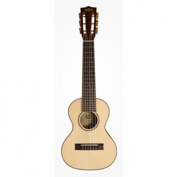 Custom Kala KA-GL-KOA Solid Spruce Top Koa 6 String Guitarlele