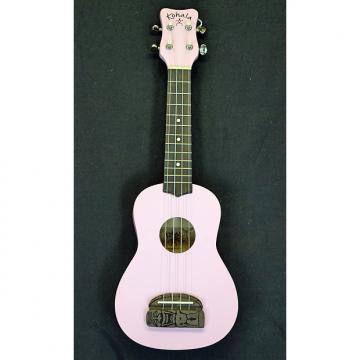 Custom Kahala KT-SPI Soprano Satin Pink