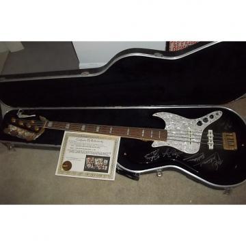 Custom Fender Jazz Bass 1995/1996 Black