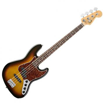 Custom Fender Fender Reggie Hamilton Jazz Bass RW 3-Color Sunburst (B-Stock) 902997 2007-2017 3-Color
