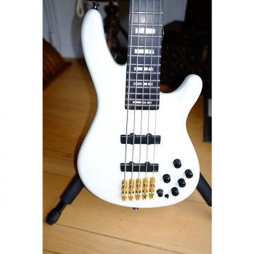 Custom Yamaha  Nathan East BBNE5 White