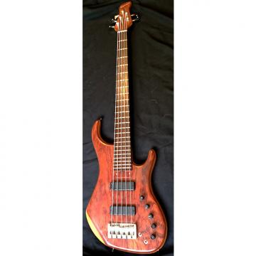 Custom Hanewinckel 5-string bass 2002 natural