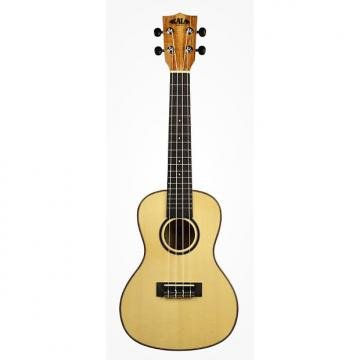 Custom Kala KA-FMTG Solid Spruce Top & Flame Maple Tenor Ukulele