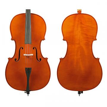 Custom 4/4 SIZE CELLO OUTFIT NITRO ANTIQUE FINISH / GLIGA III (GLIGA)