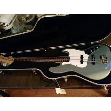 Custom Fender Jazz Bass  Sage Green