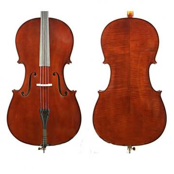 Custom 4/4 SIZE CELLO OUTFIT STUDENT EXTRA / STUDENT EXTRA (ENRICO)