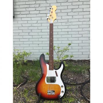 Custom Unbranded '62 Precision Bass 1970's 3 Color Sunburst 1970-1980 3 Color Sunburst