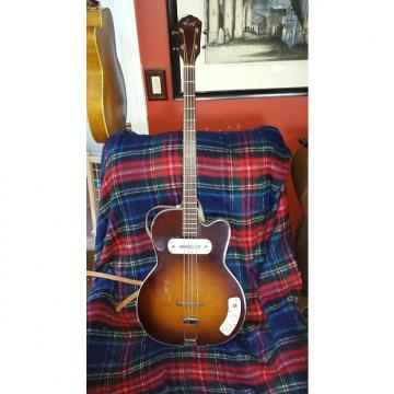 Custom Kay ThinTwin Bass 1956 Sunburst