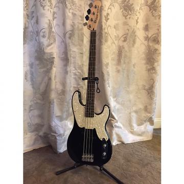 Custom Squier Mike Dirnt Precision Bass 2013 Black/white