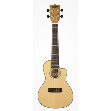 Custom Kala KA-SSTU-SMC-C Travel Concert Ukulele with Cutaway