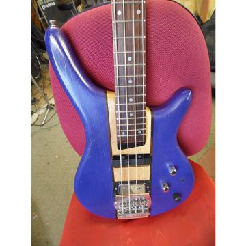 Custom Keiper Resolute bass (custom passive conversion) Circa 10 years? Agave Blue