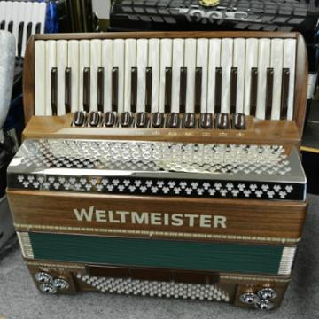 Custom Weltmeister Monte 37 Piano Accordion