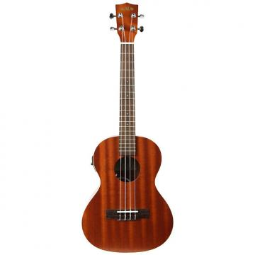 Custom Kala KA-TE Mahogany Tenor Acoustic-Electric Ukulele with EQ