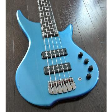 "Custom TUNE TJH-51 - 5 String Active/Passive Bass with 35"" Scale Ebony Fingerboard - Custom Model - NEW"