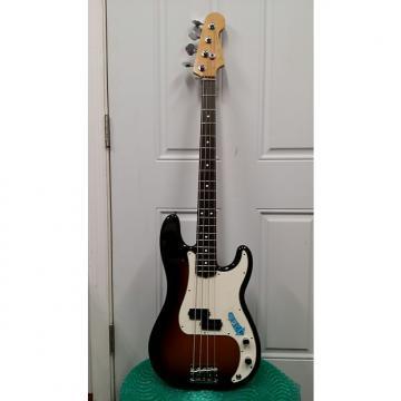 Custom Fender USA Precision Bass 2014/1997 Sunburst - REDUCED !