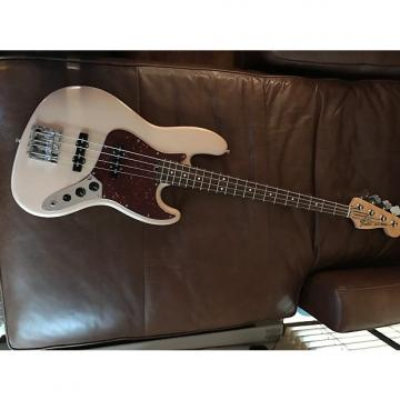 Custom Fender Highway 1 Jazz Bass/USA 2011 Satin Beige