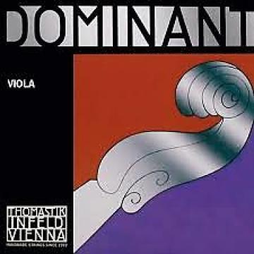 Custom VIOLA STRING SET 38CM / DOMINANT (DR TOMASTIK)