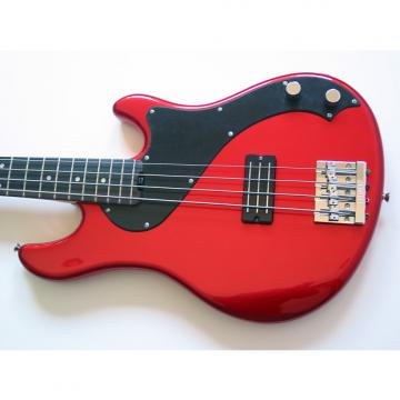 Custom 2013 Fender Modern Player Dimension Bass w/Fender Case in Candy Apple Red