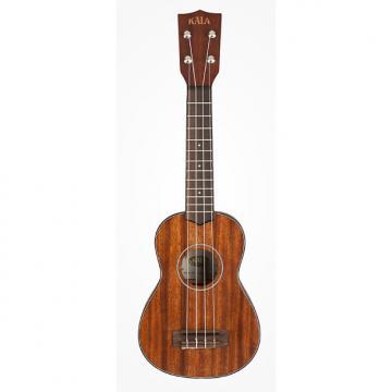 Custom Kala KA-SMHS Solid Mahogany Soprano Ukulele