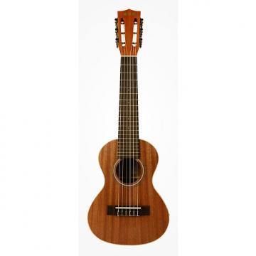 Custom Kala KA-GL Satin Mahogany 6 String Guitarlele