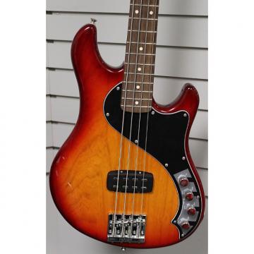 Custom Fender Deluxe Dimension Bass IV - Aged Cherry Burst