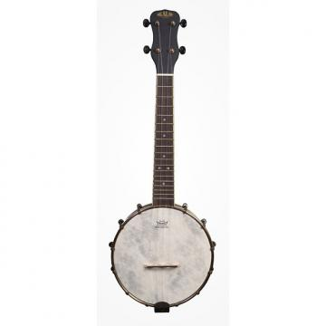 Custom Kala KA-BNJ-BK-C Concert Banjo Ukulele