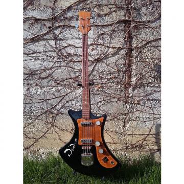 Custom Roden Bass  1970 Black & Gold