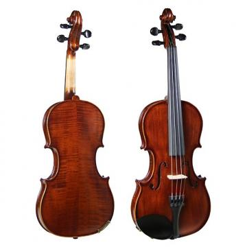 Custom 4/4 SIZE ENRICO VIOLIN OUTFIT / STUDENT EXTRA