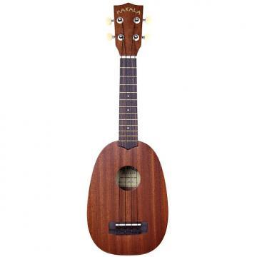 Custom Kala KA-MK-P Makala Pineapple-Style Soprano Ukulele