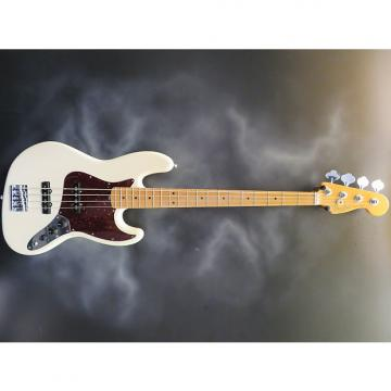 Custom Fender American Standard Jazz Bass IV 2015 Olympic White