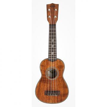 Custom Kala KA-ASAC-S Solid Acacia Soprano Ukulele