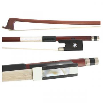 Custom Violin bow 1/4 size brazilwood / FPS