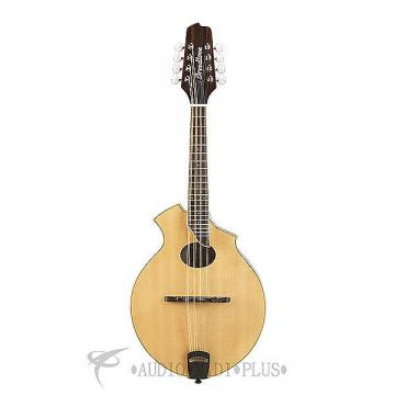 Custom Breedlove Crossover KO Sitka Spruce Maple Mandolin Guitar Natural - CRKO01SSMP - 875934007858