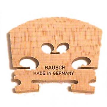 Custom 4/4 size violin bridge German