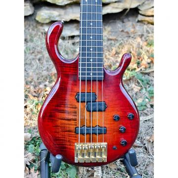 Custom Pedulla MVP-5 1997 Cherry Sunburst