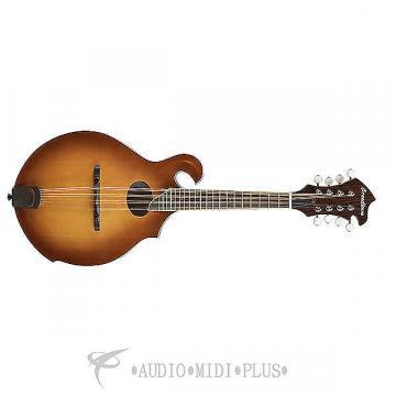 Custom Breedlove Crossover FO Sitka Spruce Maple  Mandolin Guitar Sunburst - CRFO14SSMP - 875934007827