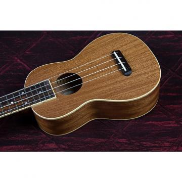 Custom Fender U'Uku Soprano Ukulele  Mahogany