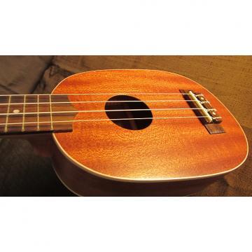 Custom Kaka'ako Mahogany Ukulele - Soprano Pineapple Shape - Hawaii - Free Shipping