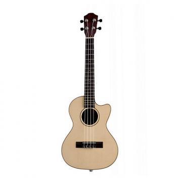 Custom Baton Rouge Electro Acoustic Tenor Ukulele UR 4 TCE