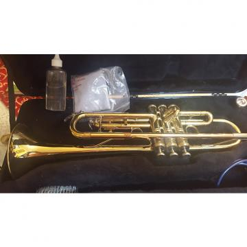 Custom King Bb Trumpet Model 601