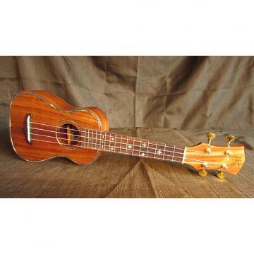 Custom Kaka'ako Acacia Ukulele - K2 Soprano - Hawaii