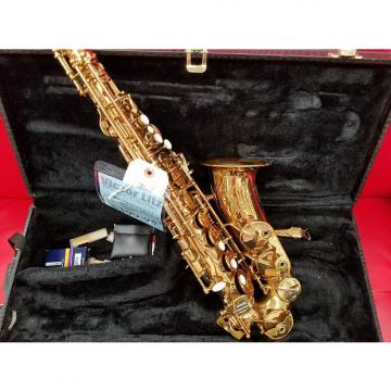 Custom Cannonball 96 Excalibur Alto Saxophone Brass Lacquer